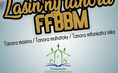 Lasin'ny Tanora FBBM